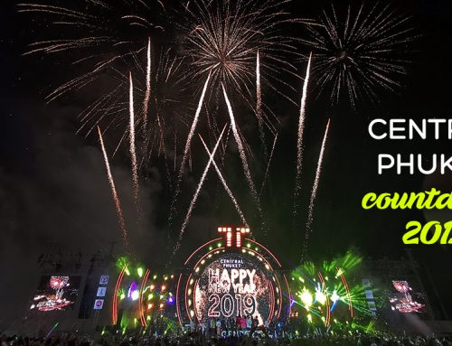 Central Phuket International Countdown 2019 – Your new destination for New Year Celebrations