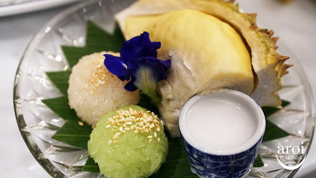 maimorncuisinephuket-durianstickyrice