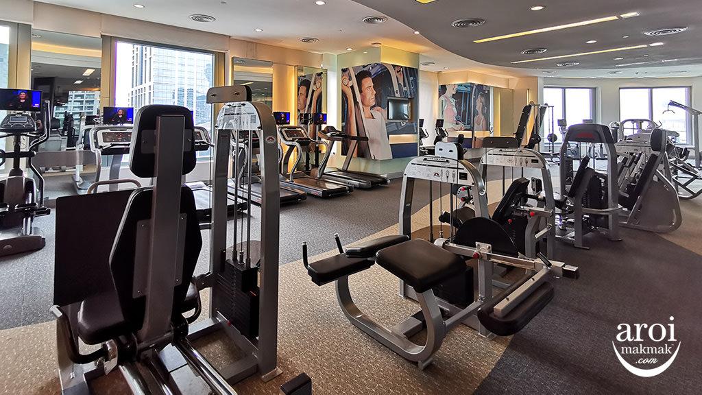 GrandeCentrePointRatchadamri-gym