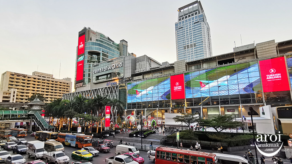 4 Shopping Centers in Bangkok