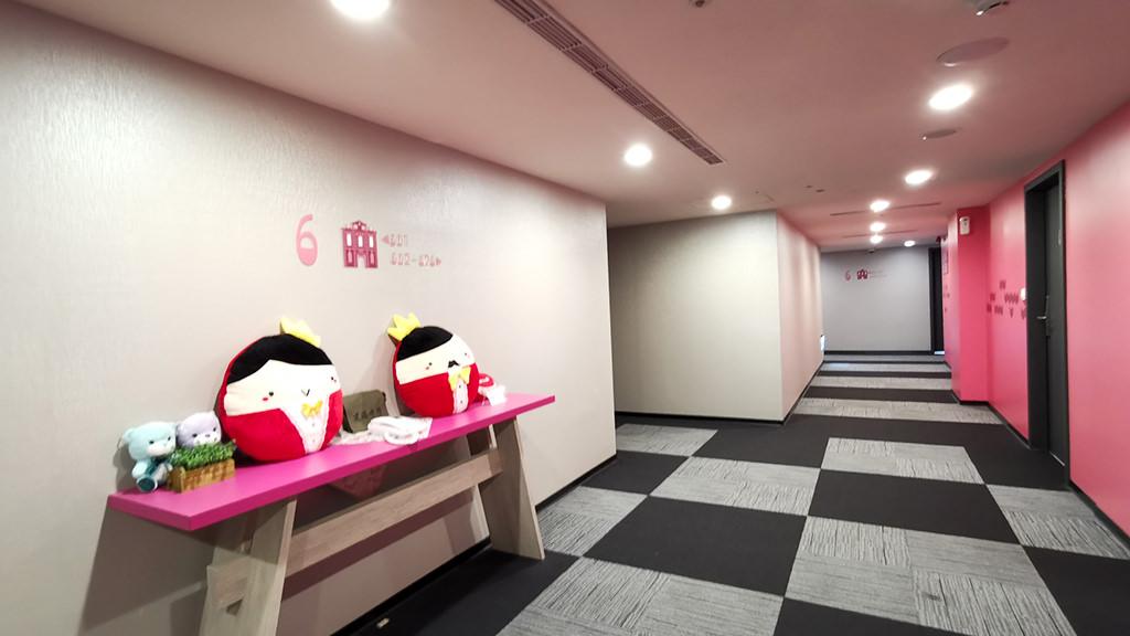 yourhoteltaipei-hallway