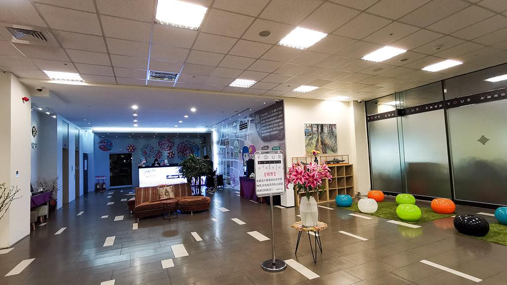 yourhoteltaipei-lobby