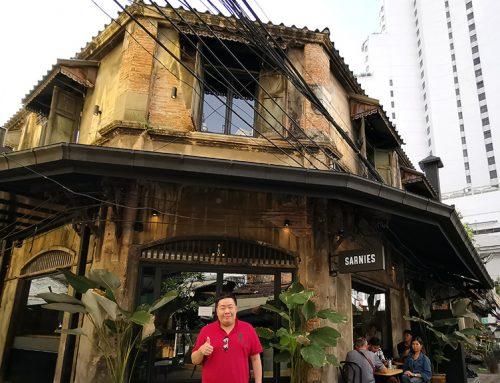 Sarnies Bangkok – Popular Sarnies Cafe from Singapore heads to Charoen Krung!