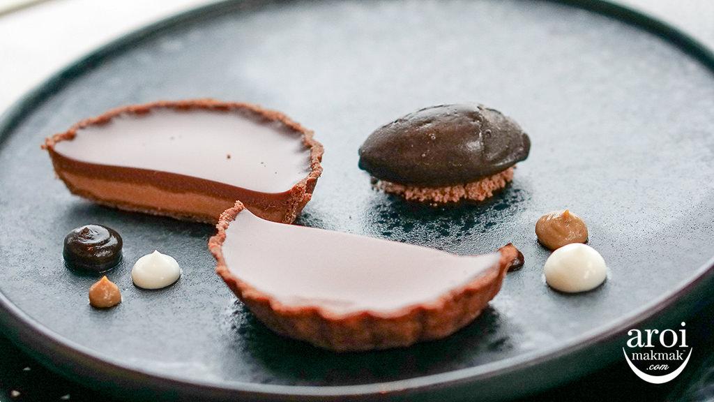 mahanakhonskybar-chocolatetart