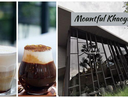 Mountful Khaoyai – Enjoy Creative Drinks in a Beautiful Minimalist Setting!