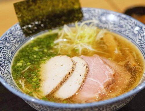 Menya Itto – Japan's best Ramen can be found at Erawan