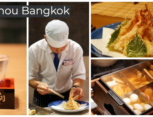 Hishou Bangkok – The place for Fresh all-you-can-eat Tempura Buffet