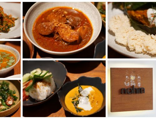 nahm – 1 Star Michelin Restaurant helmed by Chef Pim