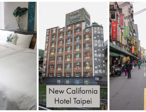 New California Hotel: Family-friendly hotel in accessible Xindian 新店 neighbourhood beside Bitan碧潭