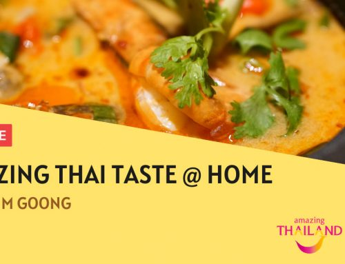 Tom Yum Goong – Amazing Thai Taste @ Home