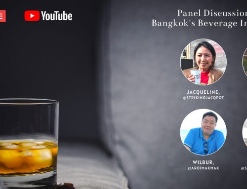 Panel Discussion: Bangkok's beverage industry