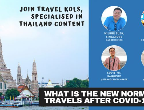 Travel Panel Discussion: What is the new norm for travels after Covid-19?