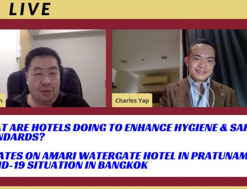 Q&A with Hotelier – Charles Yap to discuss about the new normal for hotels