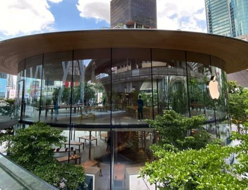 Apple Central World – Second and Largest Apple Store in Bangkok, Thailand