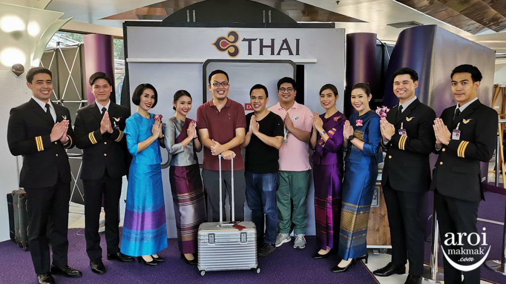 thaiairwaysroyaldiningexperience-phototaking