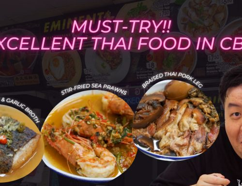 Eminent Thai Cuisine and Seafood – Excellent Thai Food in the CBD